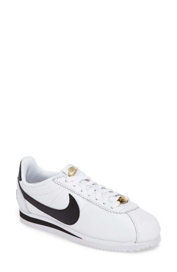 detailed look 329cd 789ee Free shipping and returns on Nike Classic Cortez Premium XLV Sneaker (Women)  at Nordstrom.com. This 1972 breakthrough in running performance is now a ...