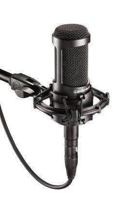 Audio Technica At2035 Studio Microphone Microphone Audio Technica Recording Microphone