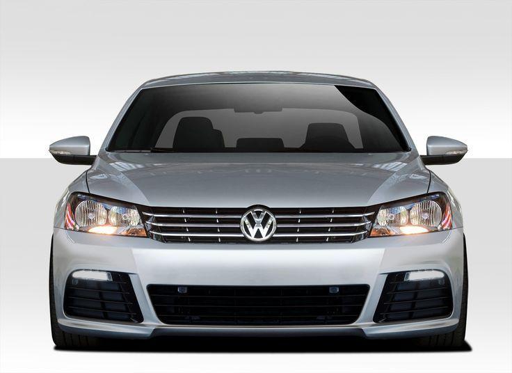 Cool Volkswagen 2017: 2011-2015 Volkswagen Passat Duraflex R Look ...