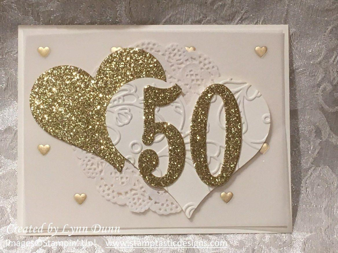 Karten zum 50. Jahrestag | Erstellen Sie mit Lynn