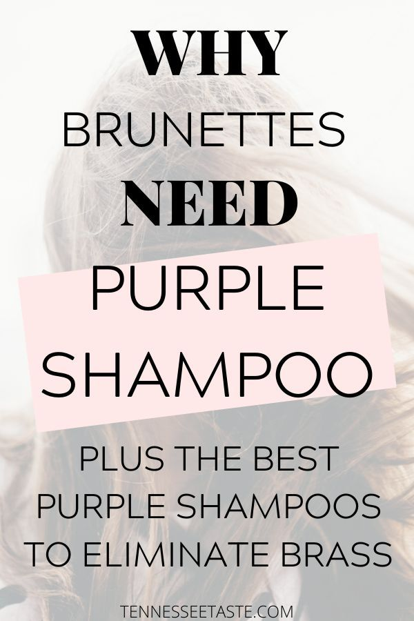 The Best Purple Shampoos To Eliminate Brassy, Orange and Yellow Hair