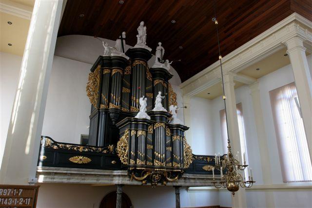Orgel Hervormd Gemeente Genemuiden
