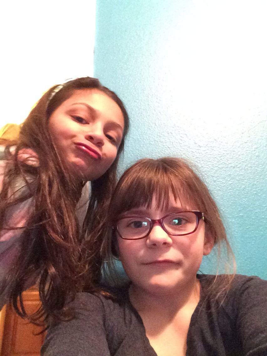 Alivia and me