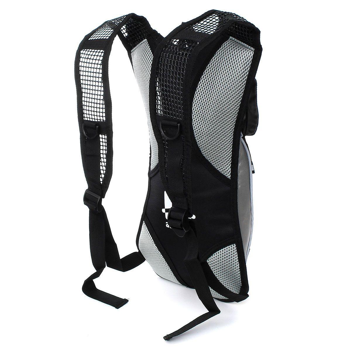 Aduro Sport Hydro-Pro Hydration Backpack  1.5L 3L BPA Free Water Tank 2L