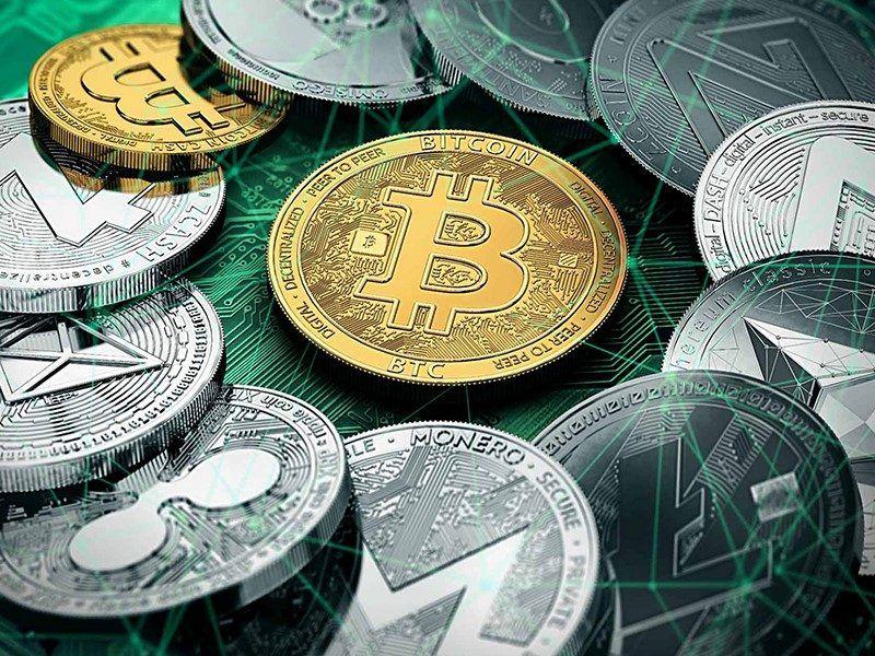 Bitcoin, Ethereum, Bitcoin Cash, Ripple, IOTA, Litecoin