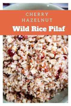 This wild rice pilaf is a flavorful side dish that is worthy of a special occasion! Dried fruit and nuts add sweetness crunch to this easy recipe!  #ricepilafeasy #ricepilafrecipeasy #ricepilafrecipe #easyricepilaf This wild rice pilaf is a flavorful side dish that is worthy of a special occasion! Dried fruit and nuts add sweetness crunch to this easy recipe!  #ricepilafeasy #ricepilafrecipeasy #ricepilafrecipe #easyricepilaf This wild rice pilaf is a flavorful side dish that is worthy of a spec #easyricepilaf