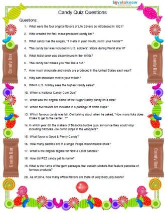 Printable+Candy+Trivia+Questions+and+Answers Printable+Candy+