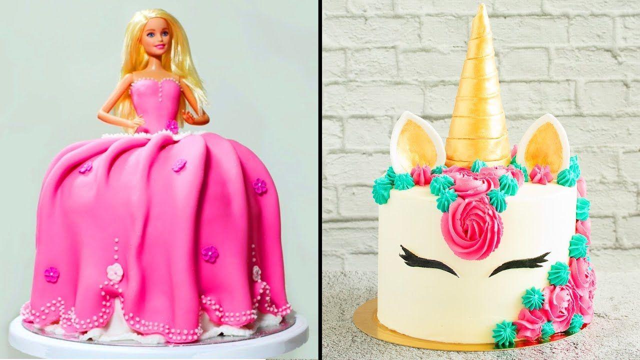 DIY Amazing Birthday Cake Ideas Compilation and More Yummy ...