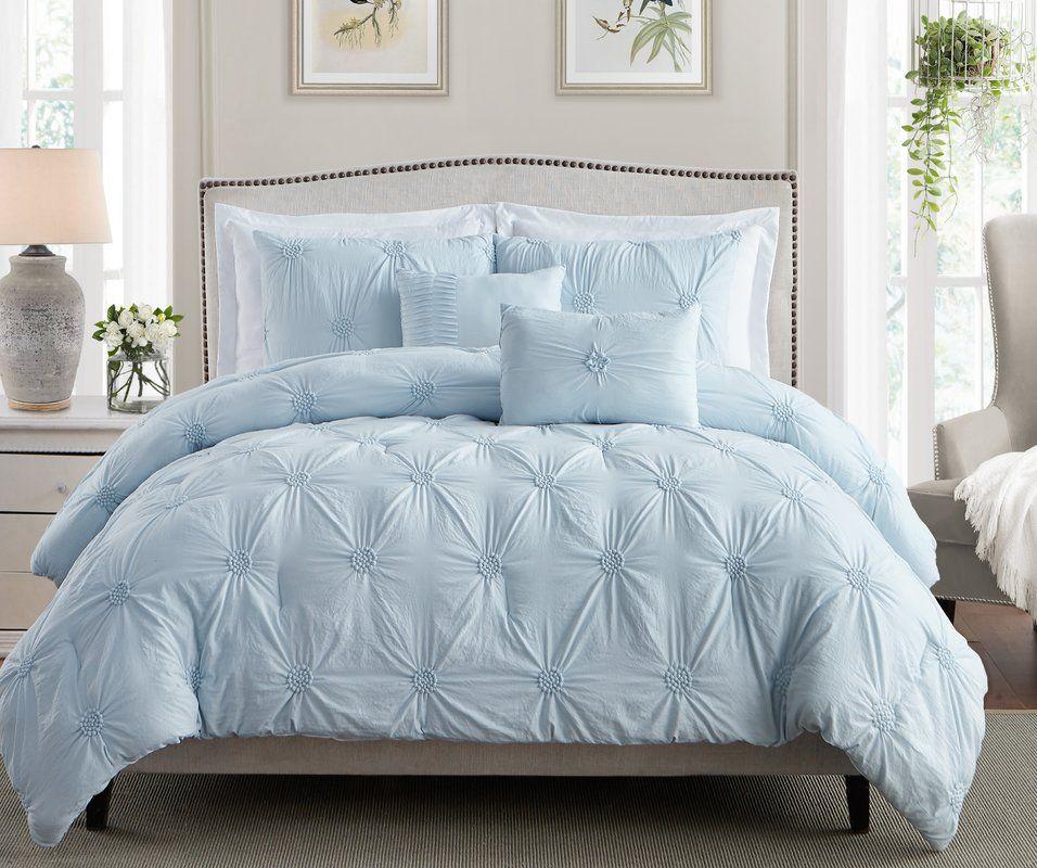 Tierra Luxurious Reversible Comforter Set King Comforter Sets