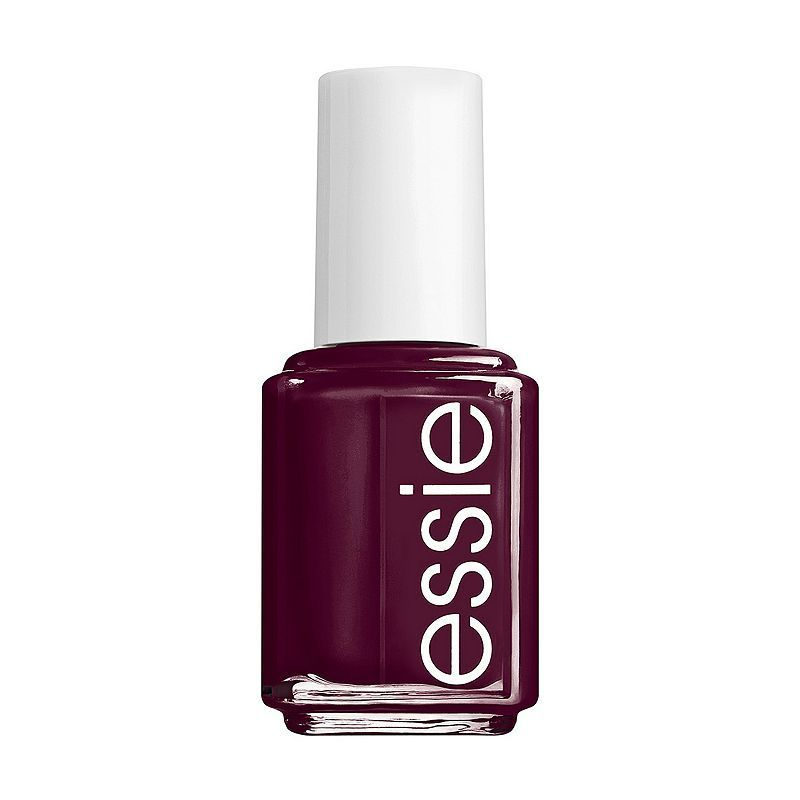essie Plums Nail Polish - Carry On, Red