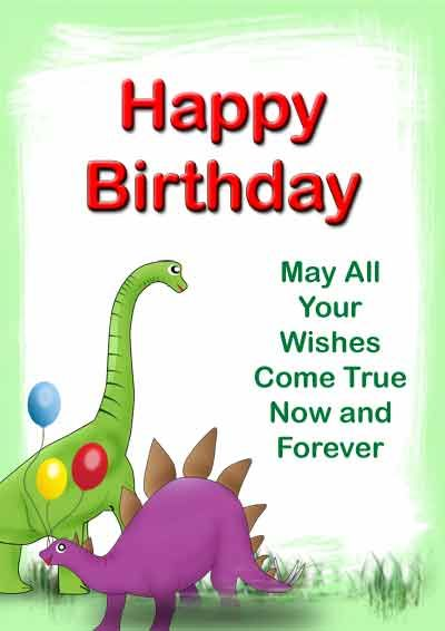 Free Birthday Cards – Birthday Cards for Kids