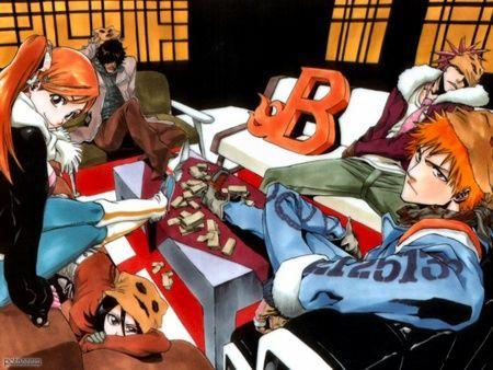 bleach manga