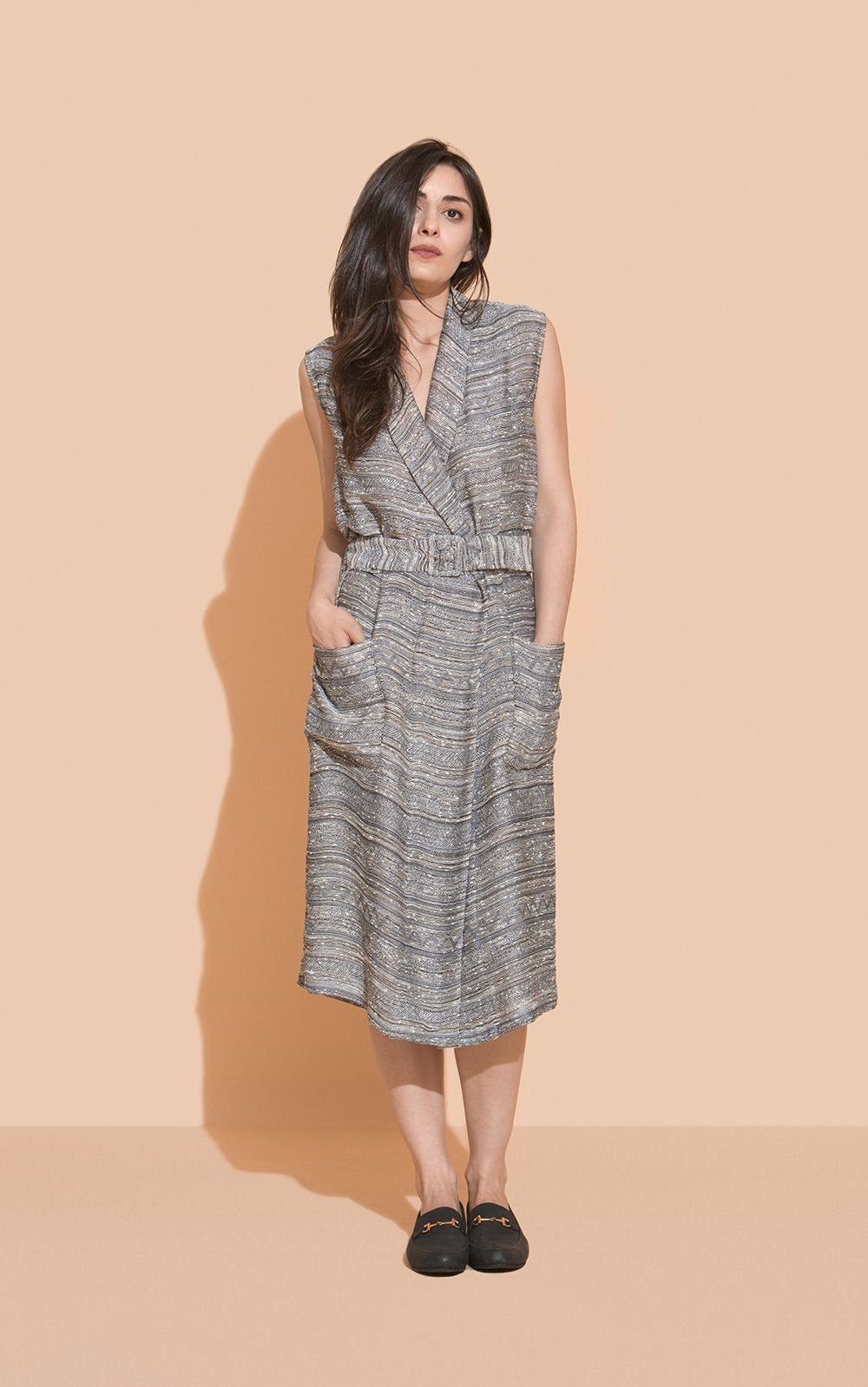 Rachel Comey SS14 Torrid dress