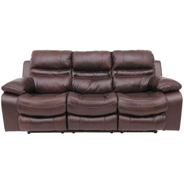 Peachy Afw Patton Italian Leather Reclining Sofa 0H0 4241 Alphanode Cool Chair Designs And Ideas Alphanodeonline