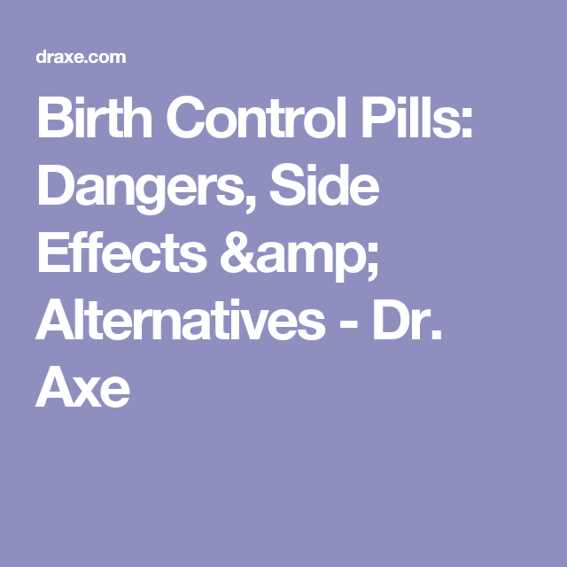 Birth Control Pills Before Having Kids Your Breast Cancer Risk Jumps To