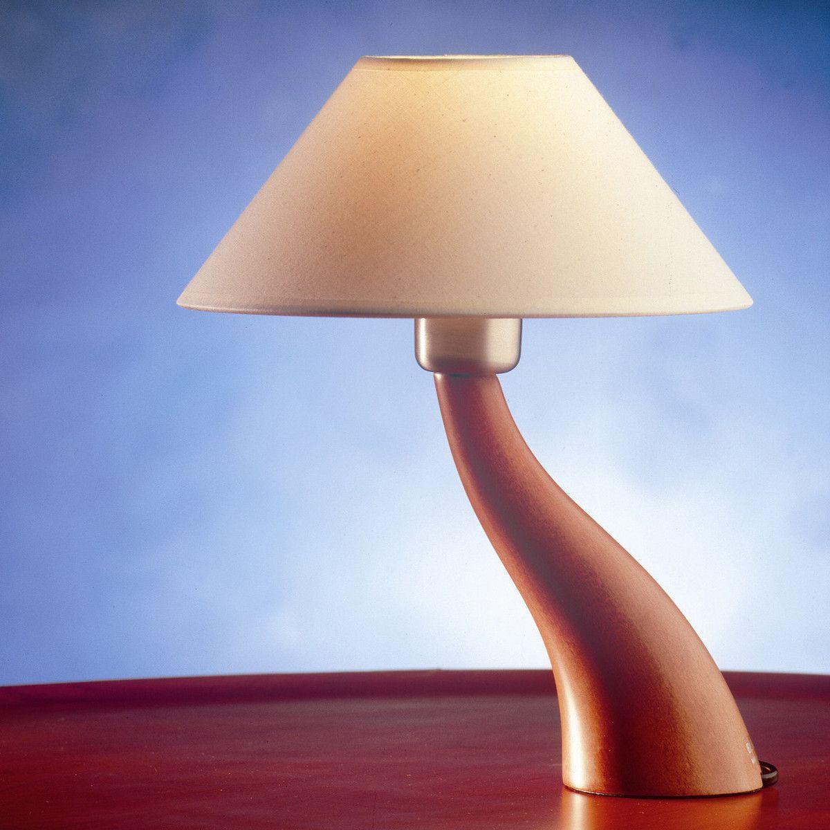Bonsai Table Lamp Mahogany By Estudio Blauet Lighting