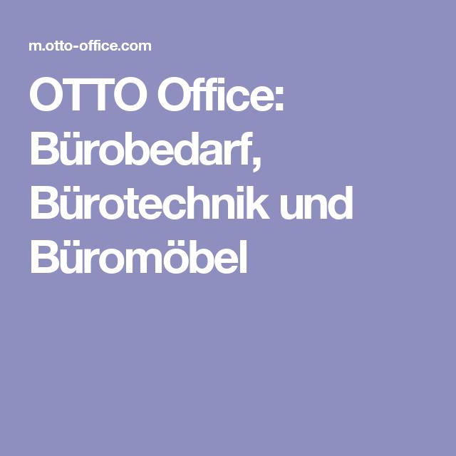OTTO Office: Bürobedarf, Bürotechnik und Büromöbel | 7) Wohnen und ...