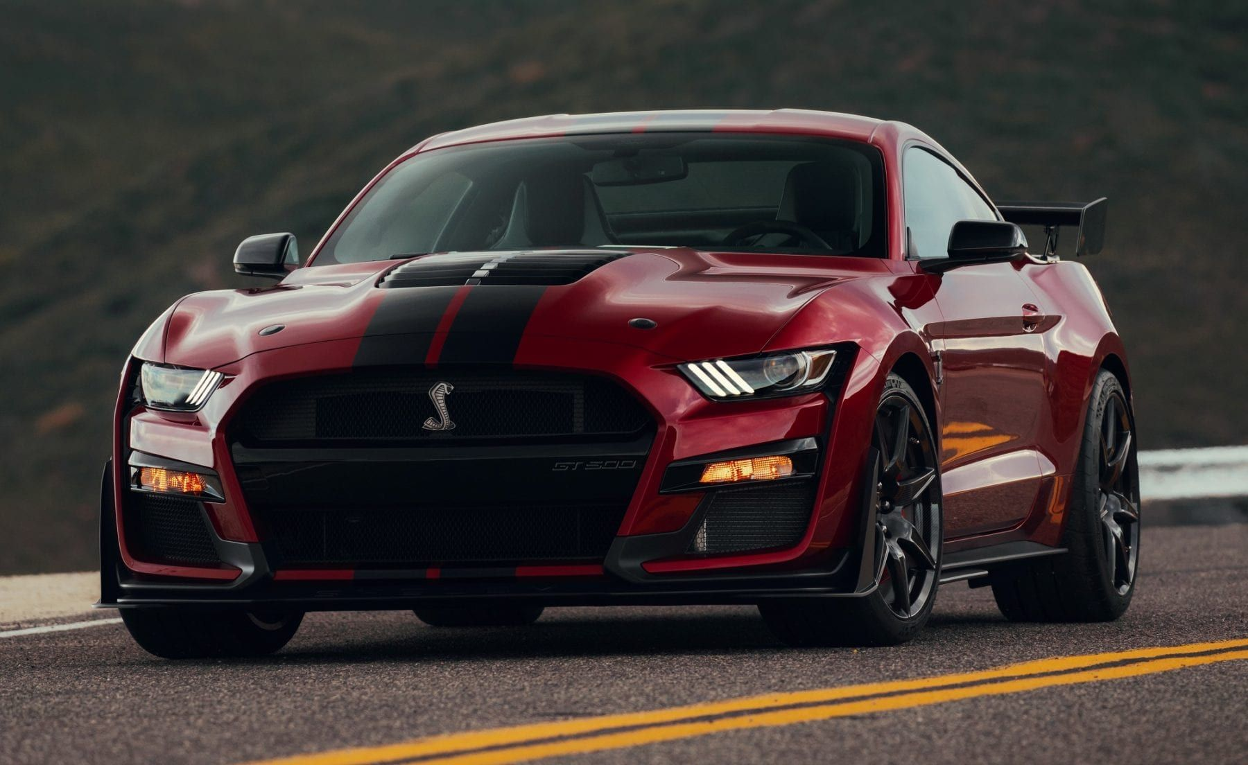 2020 Ford Mustang Shelby Gt500 Coupe Ford Mustang Shelby Gt500 Mustang Shelby Ford Mustang Shelby