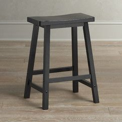 Collier Stool | Bar stools, Wood stool, Wood bar stools