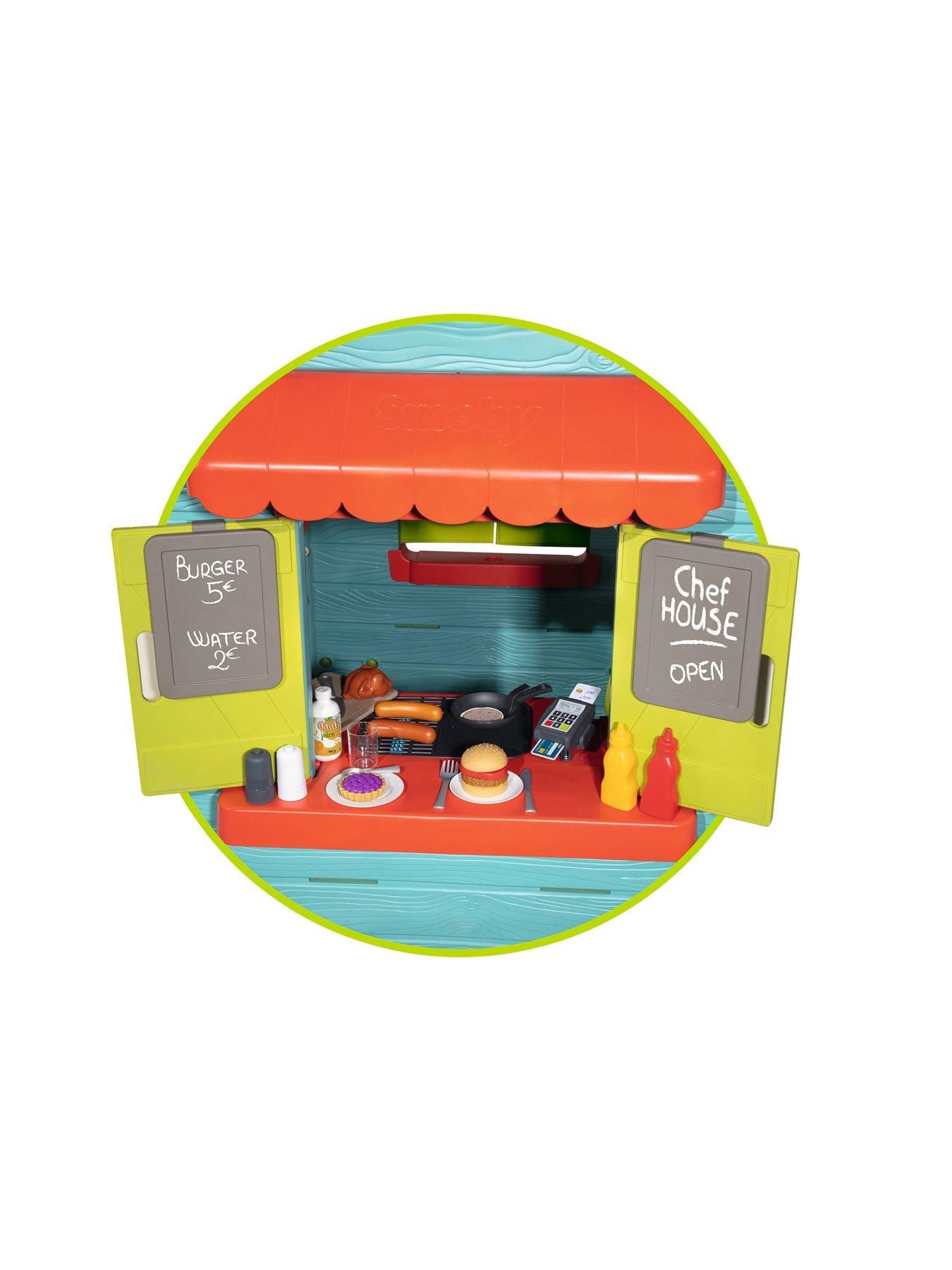 Smoby Chef S House One Colour In 2020 Chef House Credit