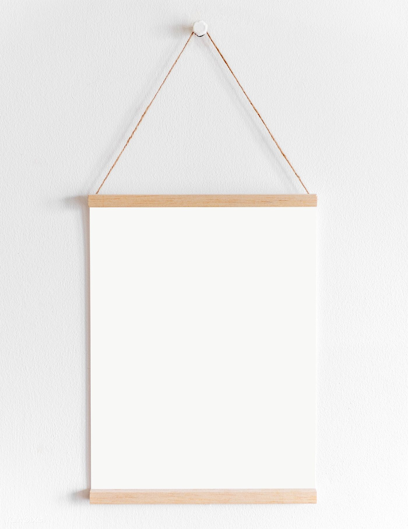 Blank Poster Mockup Transparent Png Premium Image By Rawpixel Com Ployploy Poster Mockup Blank Poster Photo Frame Design