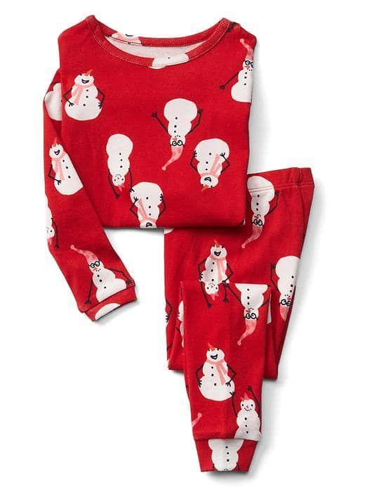 baby gap christmas pajamas pinterest babies