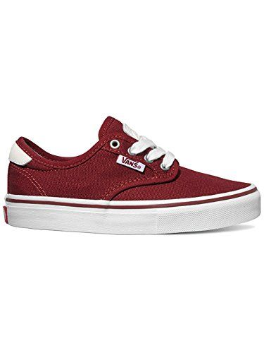 f834f82b15 Vans Youth Chima Ferguson Pro Skate Shoes Red Dahlia 15 Little Kid M      For more information