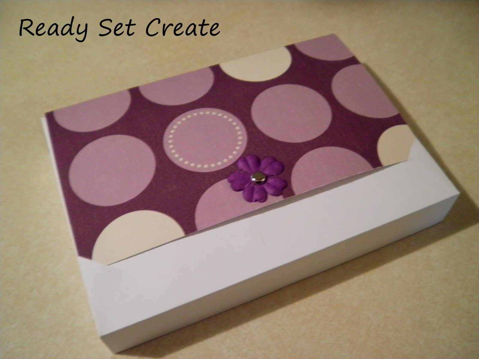 Ready set create crafts of christmas part gift idea
