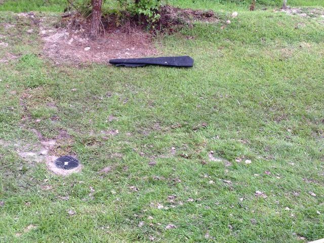 How to Install a French Drain | Recipe | Backyard drainage ...
