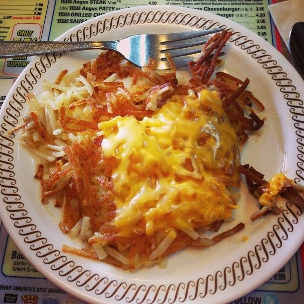 41 Reasons Waffle House Is The One True Source Of Happiness In The