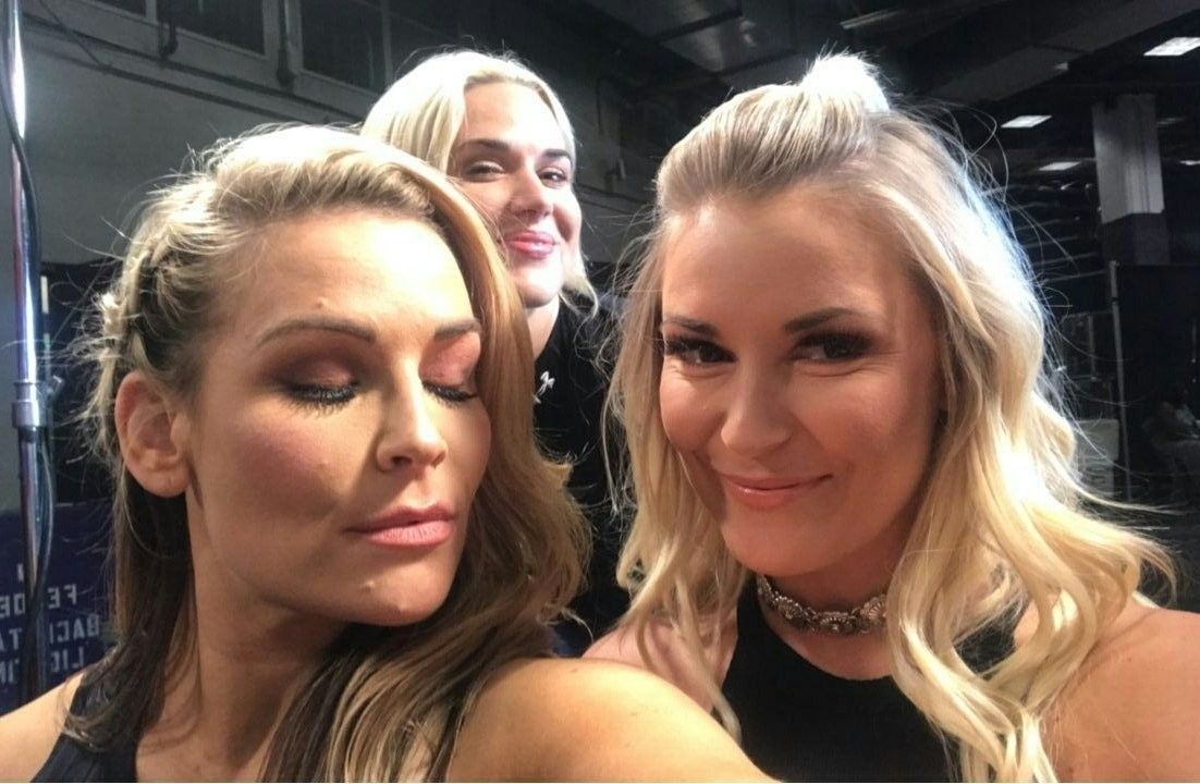 Renee Young, Natalya, Lana