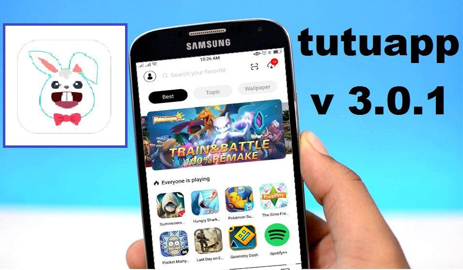 tutuapp download/update tutuapp android latest volume 3.0