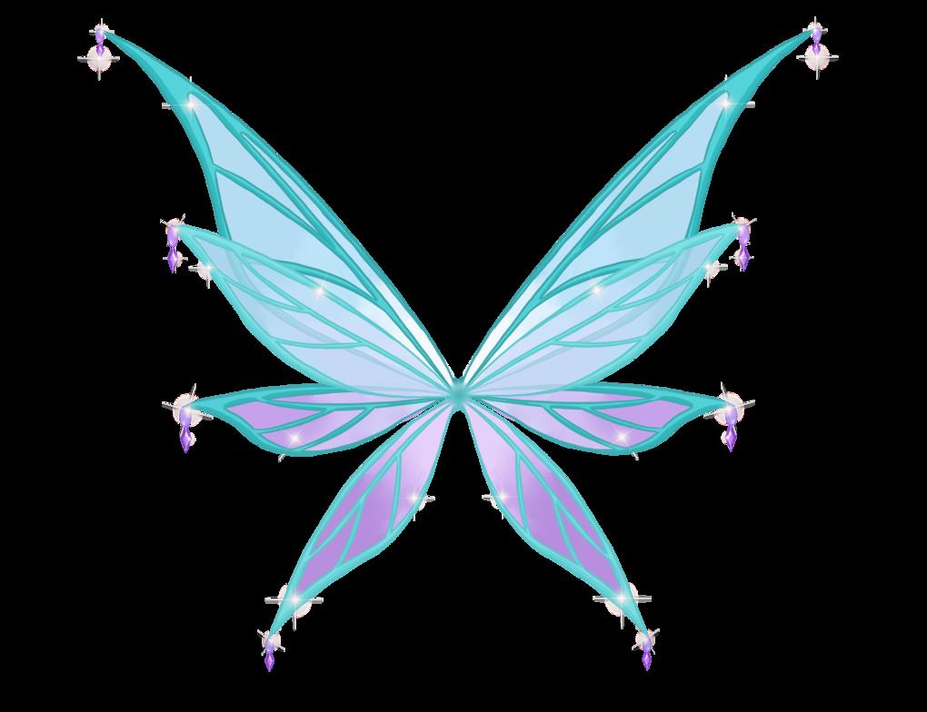 Картинки крылья из винкс
