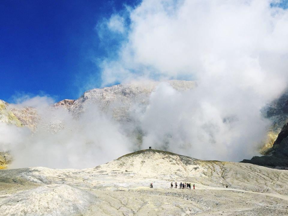 Остров-вулкан White Island
