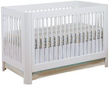 Sorelle Chandler Classic 3 In 1 Convertible Crib White Convertible Crib White Cribs Modern Baby Cribs