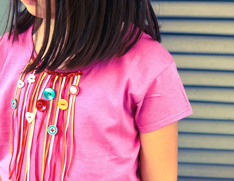 Comment customiser un tee shirt pour enfant - Blog DIY