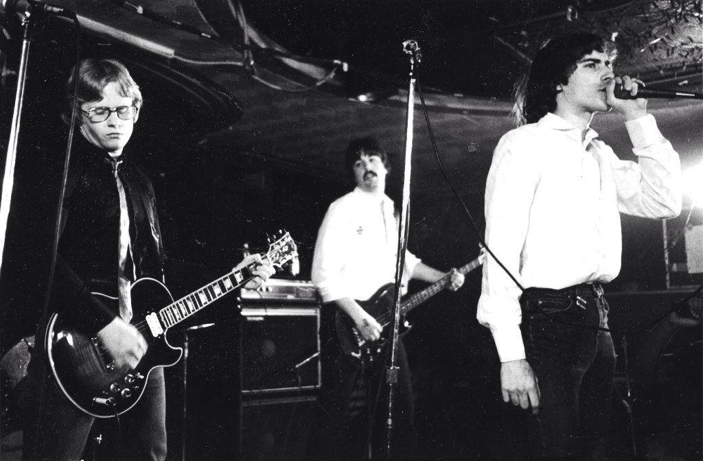 Cinecyde at Bookies Club 870, Detroit, Michigan. 1979 #cinecyde #bookiesclub870 #detroitpunk #punk
