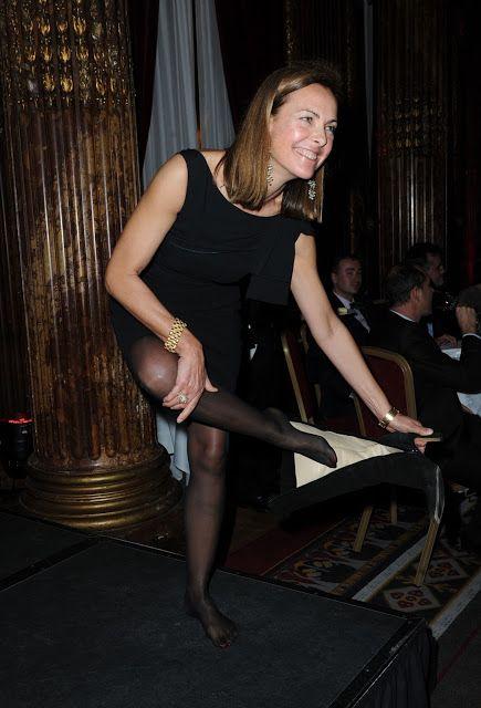 Elizabeth shoe pantyhose