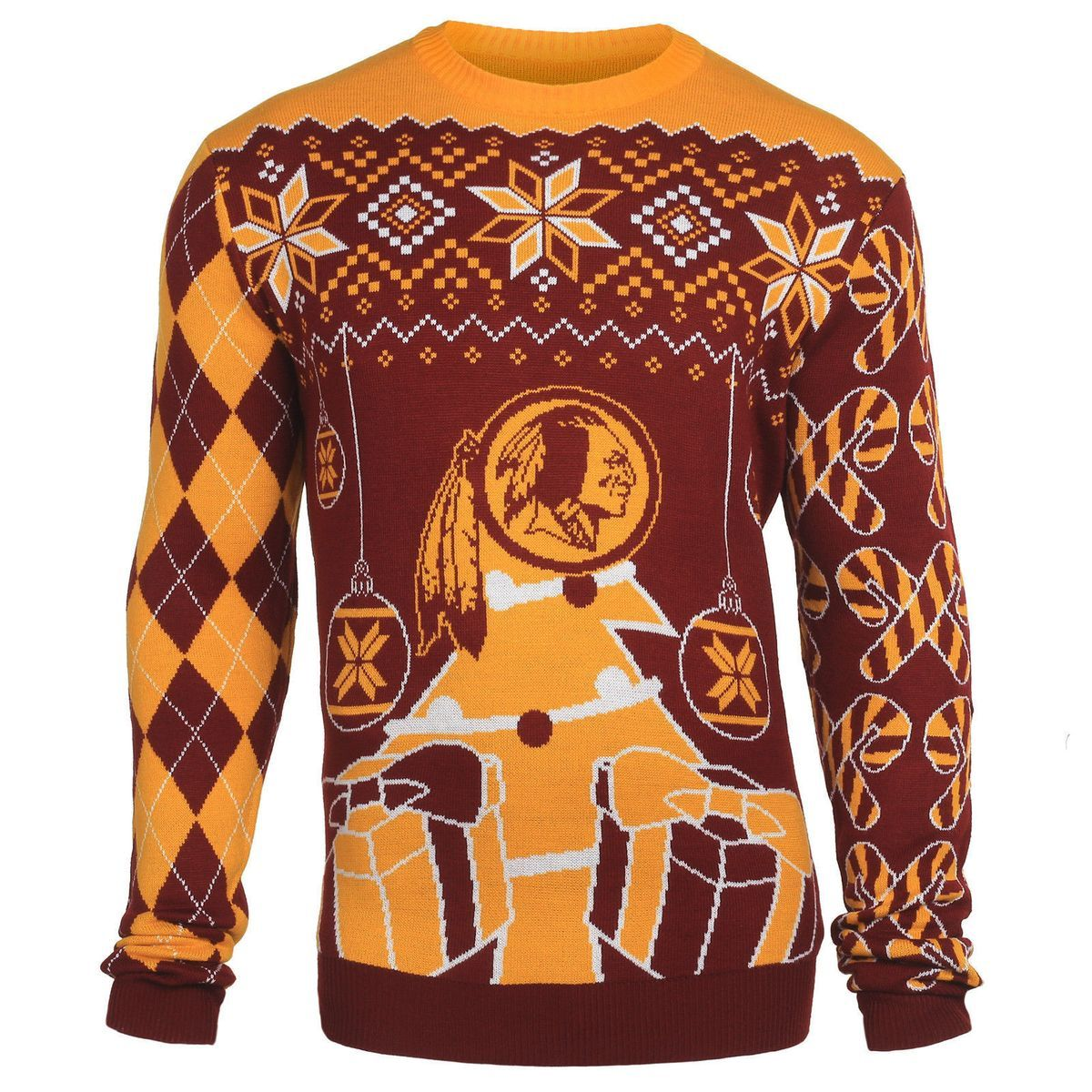 brand new a1319 37048 A not so ugly #Redskins Christmas sweater. | Redskins ...