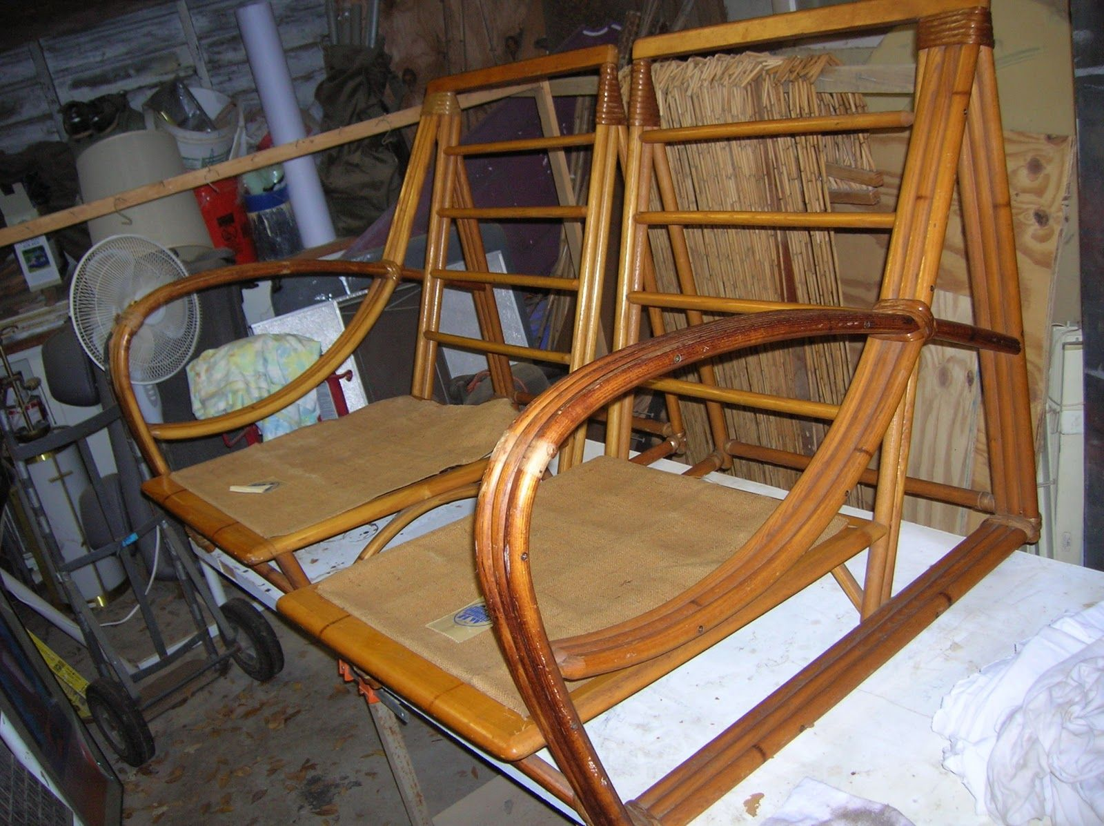 A Modern Line / Heywood Wakefield Refinishing And Other Mid .