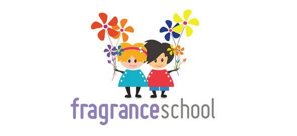 Fragrance #School - #Logo