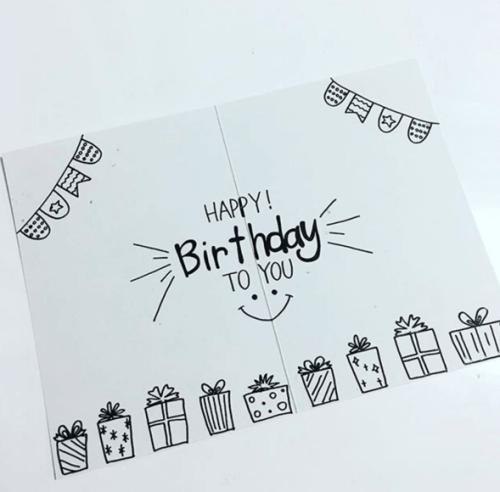 ポジティブになれるおこもりアイデア おしゃれまとめの人気アイデア Pinterest Pinterest Japan 2020 誕生日 カード 手書き バースデーカード 手書き 誕生日 カード デザイン