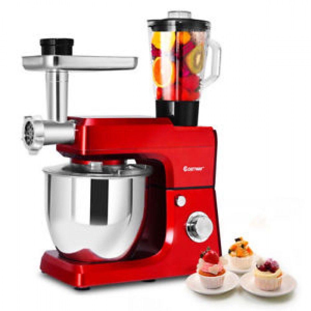 kitchenaid mixer stainless steel meat grinder