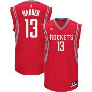 117beacb854 adidas Youth Houston Rockets James Harden  13 Road Red Replica Jersey