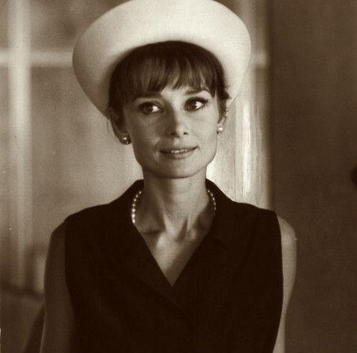 Audrey guapa