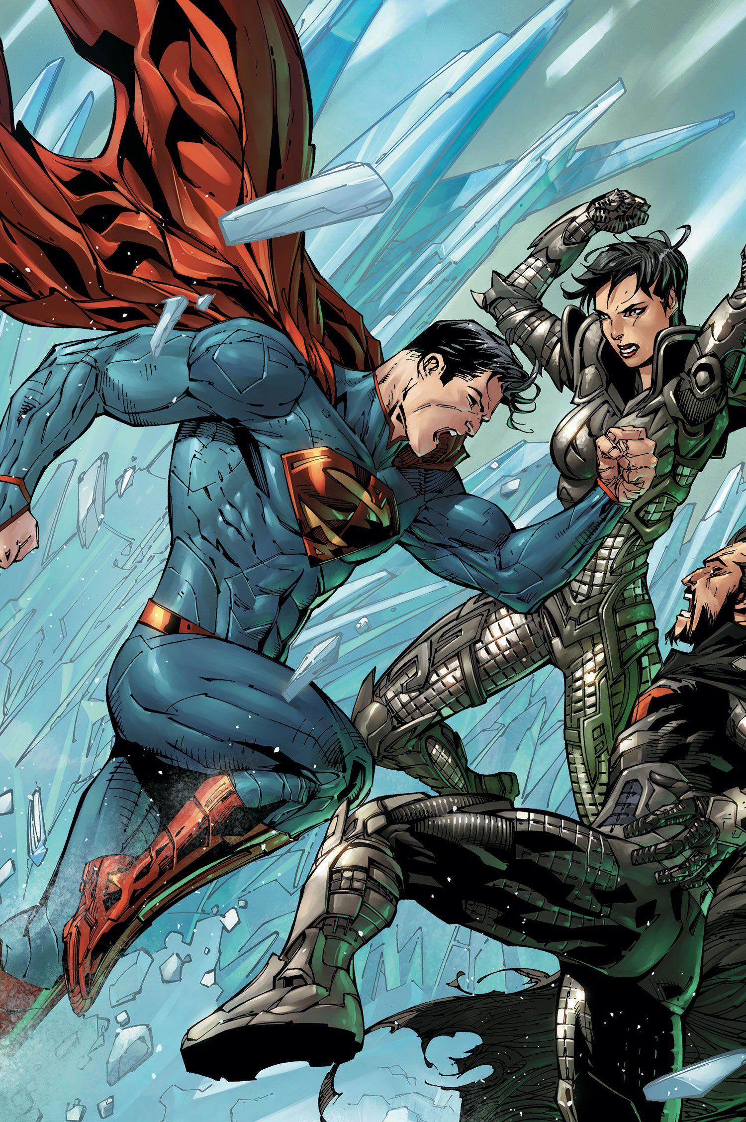 #Superman #Fan #Art. (Superman Wonder Woman Vol.1 #5 Cover) By: Tony S. Daniel,Sandu Florea,Tomeu. (THE * 5 * STÅR * ÅWARD * OF: * AW YEAH, IT'S MAJOR ÅWESOMENESS!!!™)[THANK U 4 PINNING!!!<·><]<©>ÅÅÅ+(OB4E)