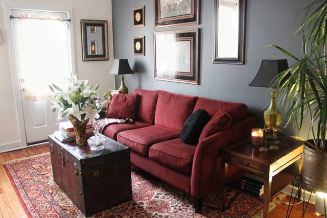 Before After A Night Day Nearly Unrecognizable Rental Transformation Family Living Rooms Home Decor Decor Design