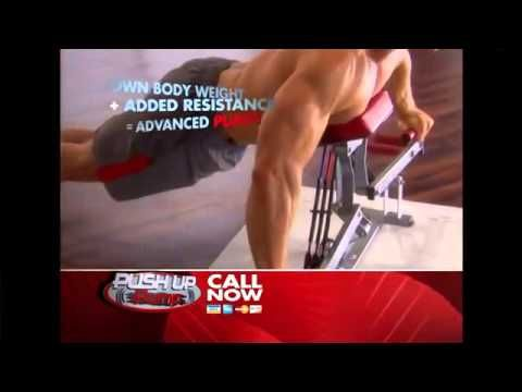 Rocket Fitness Push Up Pump Body Sculpting Machine As Seen On Tv Body Sculpting See On Tv Chest And Shoulder Workout