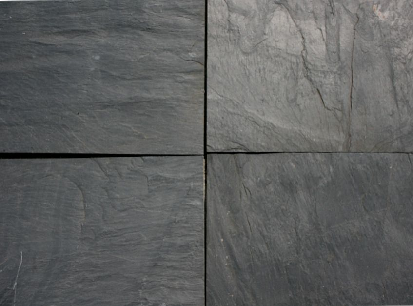 slate floor tile slate flooring tiles riven blue grey902 | Home ...