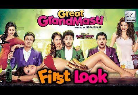 Great Grand Masti 2016 Watch free online
